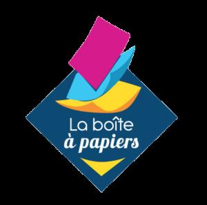 Logo web La Boite à papiers